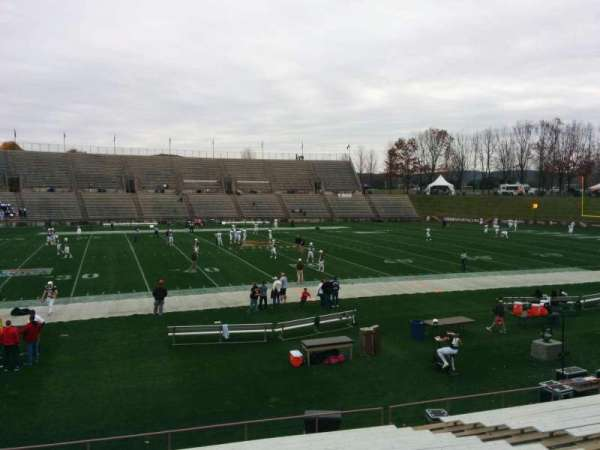 Goodman Stadium, section: wg, row: 16, seat: 13