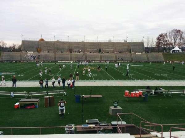 Goodman Stadium, section: wf, row: 13, seat: 6