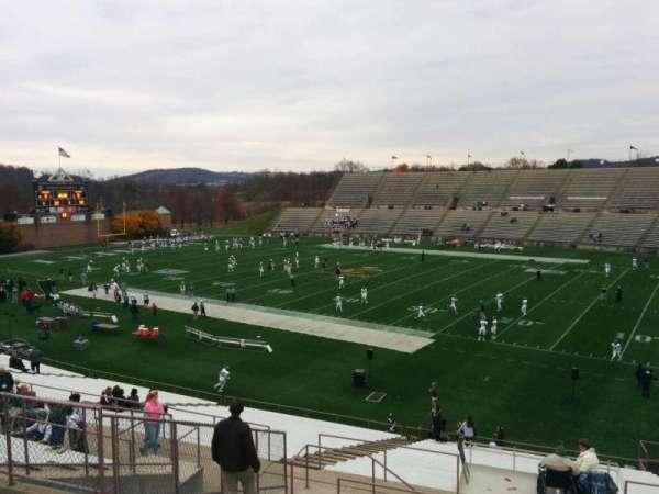 Goodman Stadium, section: wl, row: 13, seat: 11