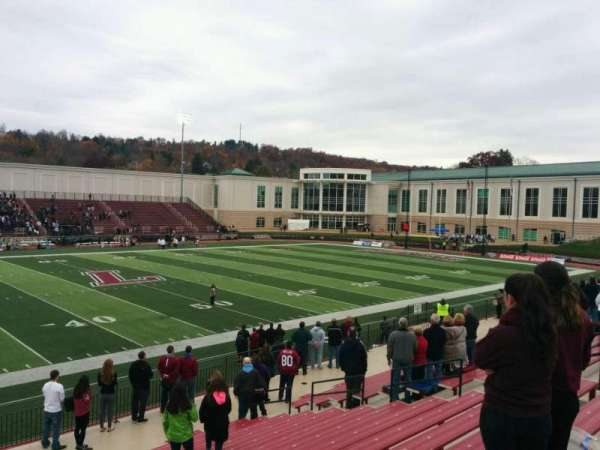 Fisher Stadium, section: 7, row: p, seat: 17