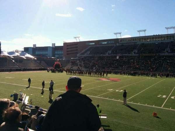 Princeton Stadium, section: 24, row: 10, seat: 17