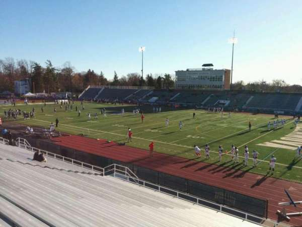 Villanova Stadium, section: na, row: 25, seat: 1