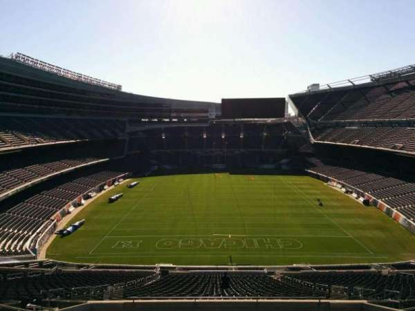 Soldier Field, section: 352, row: 12, seat: 11