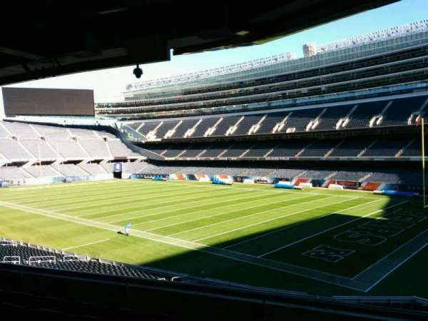 Soldier Field, section: 230, row: 6, seat: 12