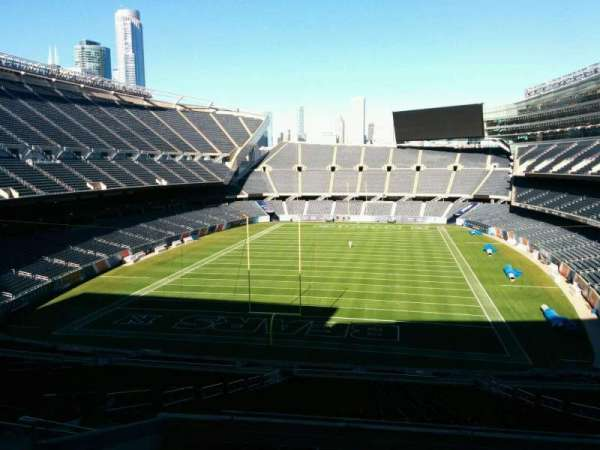 Soldier Field, section: 321, row: 9, seat: 10