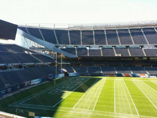 Soldier Field, section: 212, row: 7, seat: 9