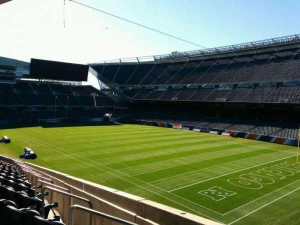 Soldier Field, section: 202, row: 13, seat: 5