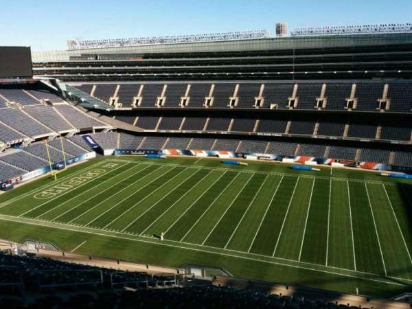 Soldier Field, section: 435, row: 19, seat: 10