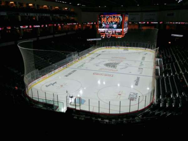 PPL Center, section: 209, row: 7, seat: 11