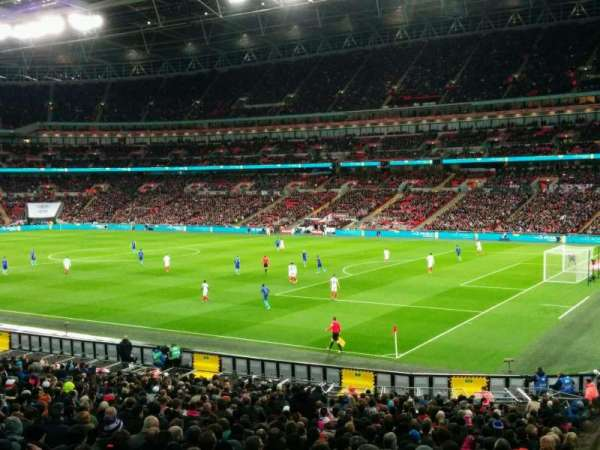 Wembley Stadium, section: 118, row: 32, seat: 178