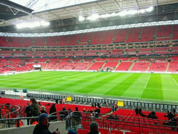 Wembley Stadium, section: 119, row: 39, seat: 239