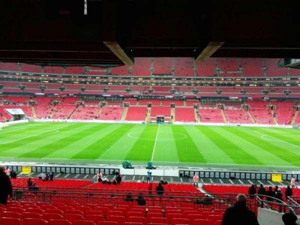 Wembley Stadium, section: 122, row: 42, seat: 317
