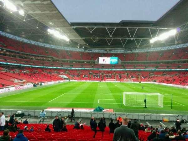 Wembley Stadium, section: 135, row: 24, seat: 19