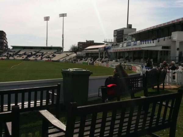 County Cricket Ground (Hove), section: ga