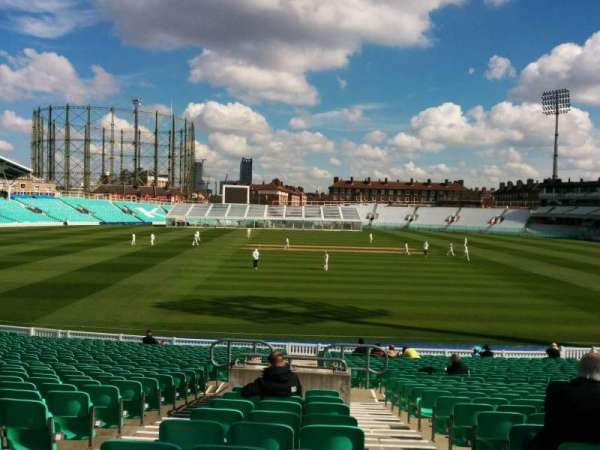Kia Oval, section: 3, row: 28, seat: 86