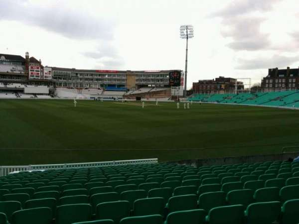 Kia Oval, section: 14, row: 18, seat: 455