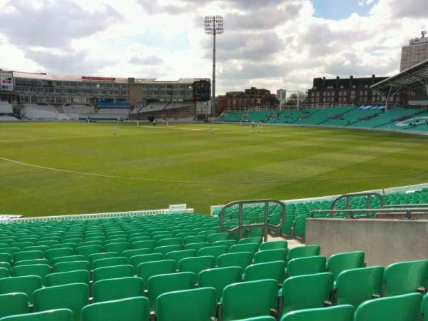 Kia Oval, section: 15, row: 22, seat: 506