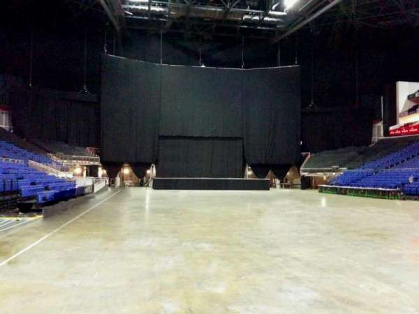 The O2 Arena, section: 106, row: d, seat: 5