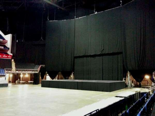 The O2 Arena, section: 111, row: d, seat: 351
