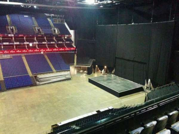 The O2 Arena, section: 419, row: d, seat: 911