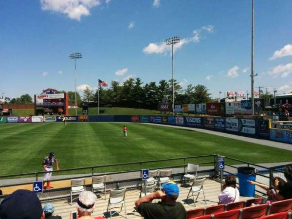 FirstEnergy Stadium (Reading), section: right 6, row: 10, seat: 10