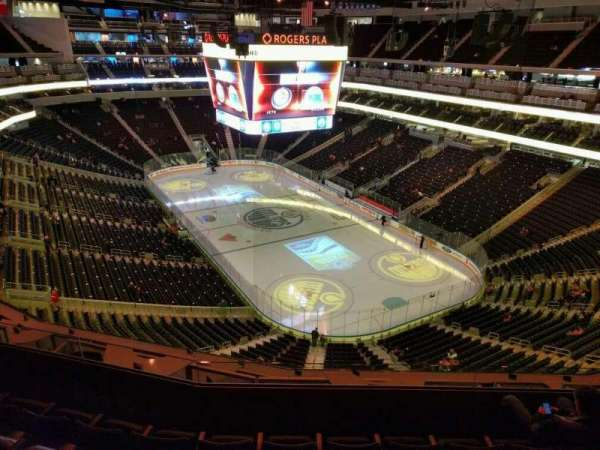 Rogers Place, section: 214, row: 5, seat: 7