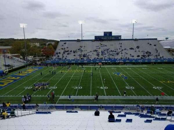 Delaware Stadium, section: l, row: ii, seat: 14