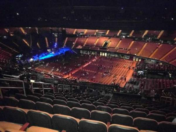 The Forum, section: 230, row: 20, seat: 8