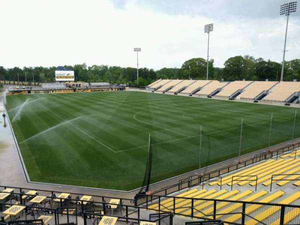 Fifth Third Bank Stadium, section: e8