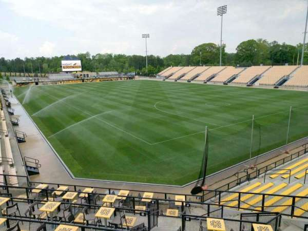 Fifth Third Bank Stadium, section: e6