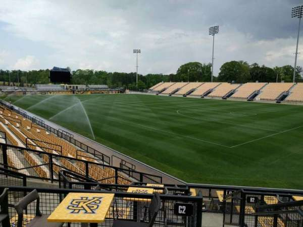 Fifth Third Bank Stadium, section: d4