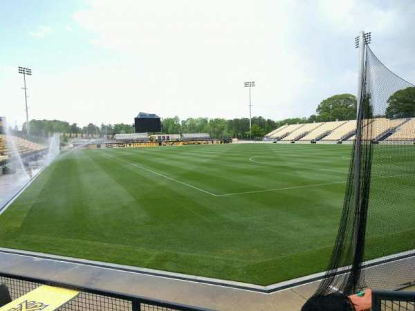 Fifth Third Bank Stadium, section: a4