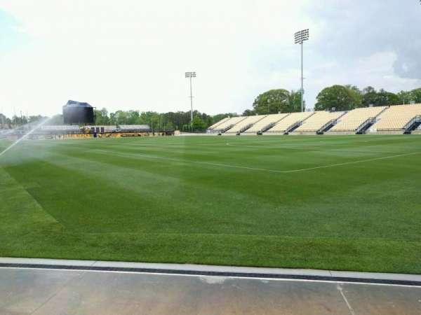 Fifth Third Bank Stadium, section: fb1