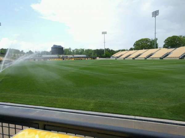 Fifth Third Bank Stadium, section: fb2