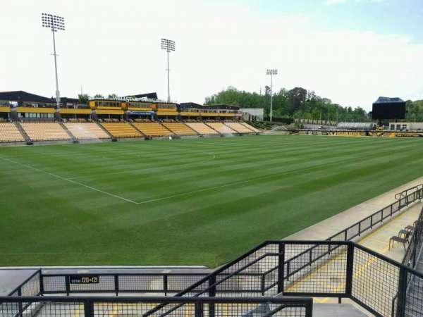 Fifth Third Bank Stadium, section: 120, row: k, seat: 6
