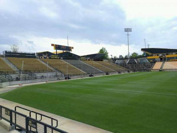 Fifth Third Bank Stadium, section: 123, row: c, seat: 7