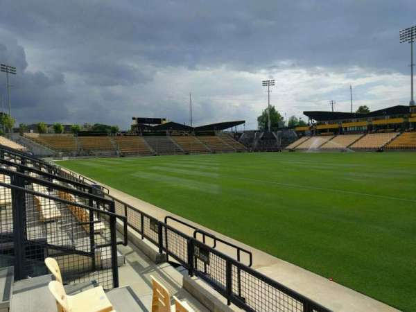 Fifth Third Bank Stadium, section: 129, row: c, seat: 7