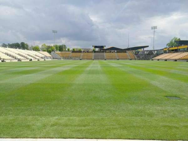 Fifth Third Bank Stadium, section: Field