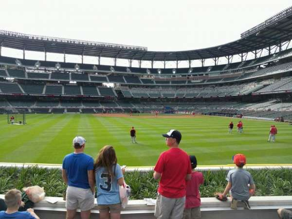 Truist Park, section: 158, row: 5, seat: 10
