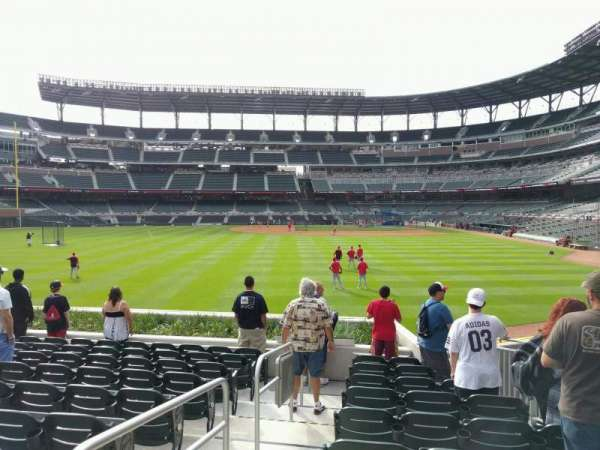 Truist Park, section: 146, row: 10, seat: 12