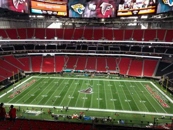 Mercedes-Benz Stadium, section: 311, row: 12, seat: 11