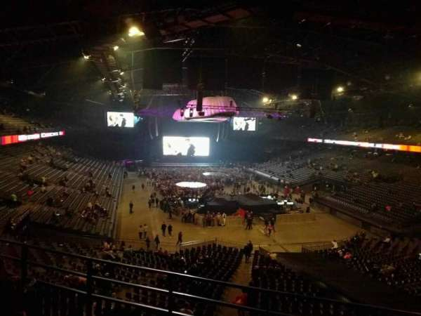 Sportpaleis, section: 233, row: 4, seat: 7