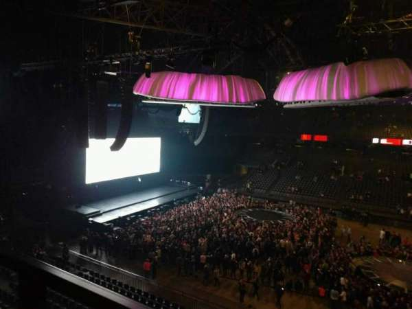 Sportpaleis, section: 247, row: 1, seat: 9