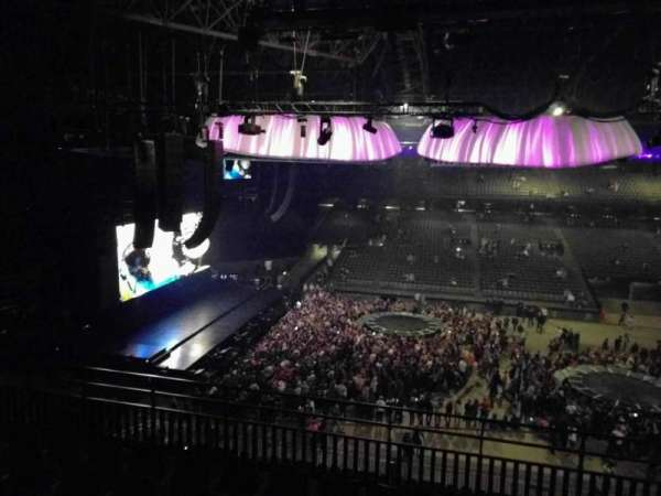 Sportpaleis, section: 249, row: 7, seat: 6