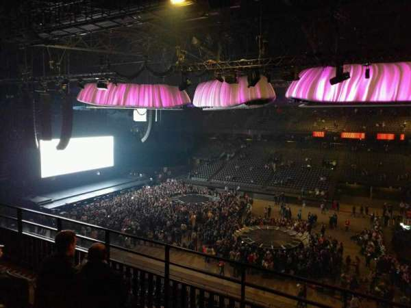 Sportpaleis, section: 246, row: 4, seat: 10