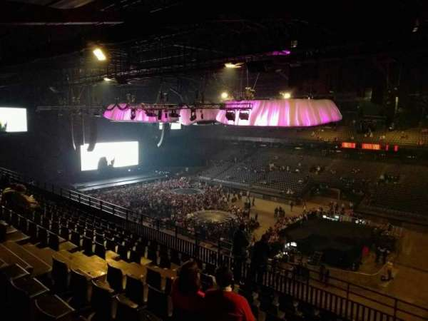 Sportpaleis, section: 242, row: 10, seat: 9