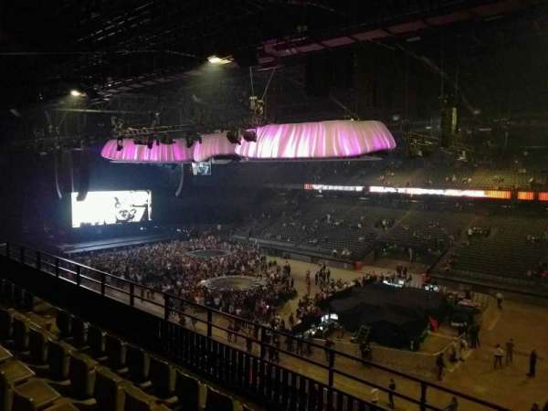 Sportpaleis, section: 241, row: 5, seat: 5