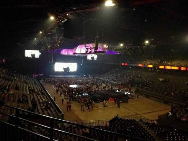 Sportpaleis, section: 235, row: 3, seat: 5