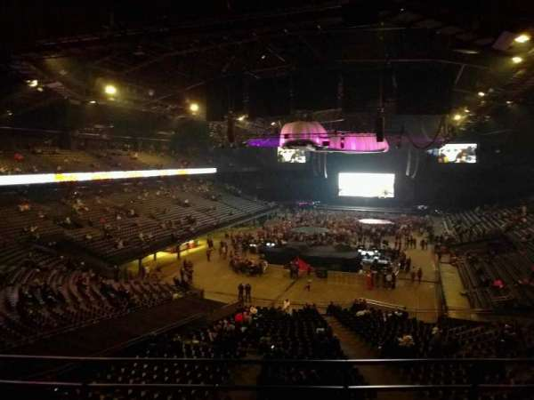 Sportpaleis, section: 228, row: 4, seat: 4