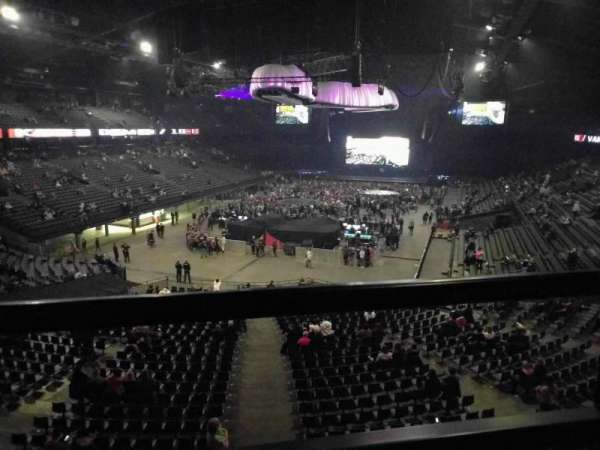 Sportpaleis, section: 227, row: 1, seat: 3